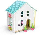 Le Toy Van Furnished Green Tile House