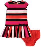 Kate Spade Girls' Drop-Waist Dress & Bloomers Set