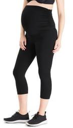 Belly Bandit ActiveSupport(R) Essential Capri Maternity Leggings