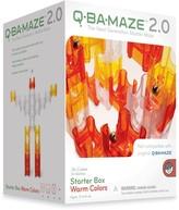 Mindware MindWare Q-Ba-Maze 2.0 Warm Colors Starter Box