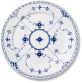 "Royal Copenhagen Blue Fluted Half Lace"" Salad Plate"