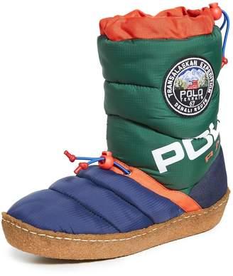 Polo Ralph Lauren Myles Puff Boots