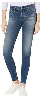 AG Jeans Farrah Skinny in 13 Years Moonlit (13 Years Moonlit) Women's Jeans