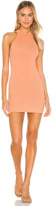 superdown Milana Knit Mini Dress