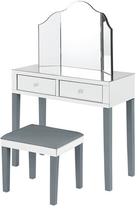 INSPIRED HOME Milano 3Pc Vanity Set