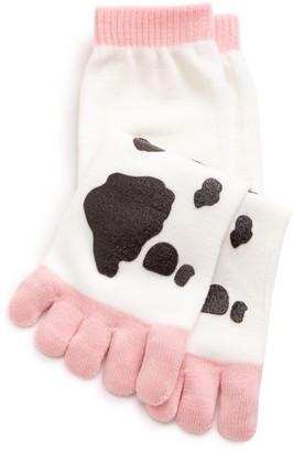 K. Bell Socks K. Bell Women's Cute Animal Novelty Crew Socks