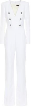 Balmain Crepe jumpsuit