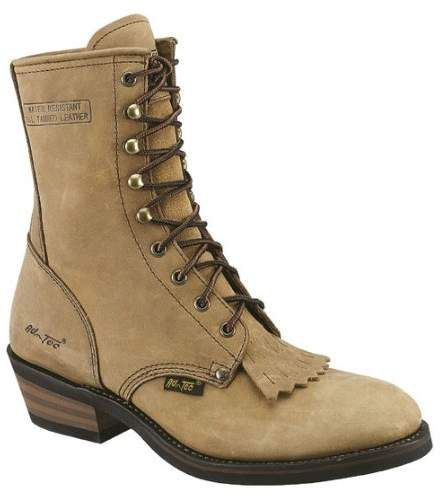 "AdTec Men's 1179 9"" Packer Work Boot"