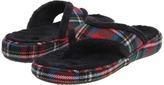 Acorn Cate Spa Thong (Black) - Footwear