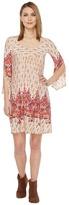 Roper 0875 Border Print Tunic/Dress