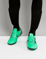 Under Armour Football Spotlight Boot For Indoor In Green 1289538-003