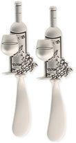 Thirstystone Wine Bottle 2-Pc. Spreader Set