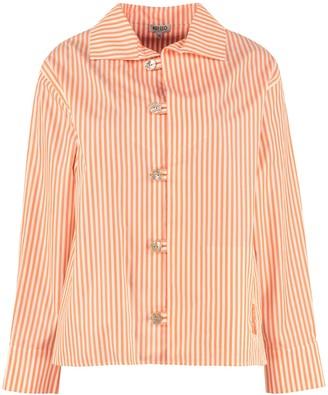 Kenzo Striped Cotton Shirt