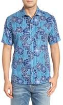 Tommy Bahama Men's Caldera Coast Standard Fit Sport Shirt