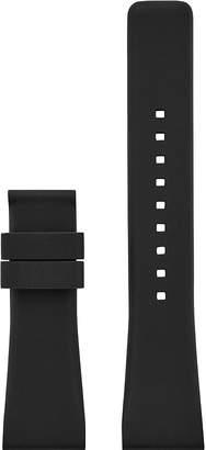 Michael Kors Bradshaw Silicone Smartwatch Strap, 22mm