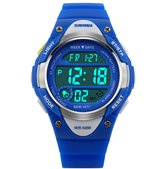 Wdnba Kids Watches Outdoor Sports Children Watch Stopwatch Kids Boy Girls LED Digital Alarm Wristwatch