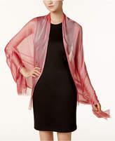 Calvin Klein Crosshatched Soft Wrap
