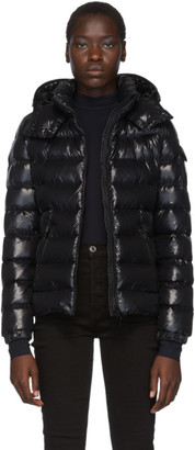 Moncler Black Down Bady Jacket