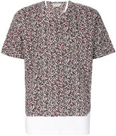 Marni micro camouflage t-shirt - men - Cotton - 46