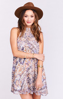 MUMU V-Right Back Mini Dress ~ Babes of Babylon