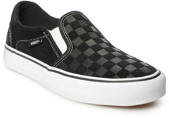 Vans Asher DX Women's Skate Shoes