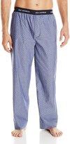Ben Sherman Men's Printed Woven Sleep Pant