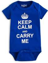 Bloomingdale's Sara Kety Boys' Keep Calm Bodysuit - Baby