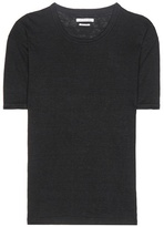 Etoile Isabel Marant Isabel Marant, Étoile Keiran linen T-shirt