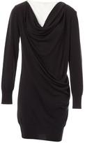 Vivienne Westwood Black Wool Dresses