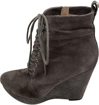 MICHAEL Michael Kors Gray Women's Boots