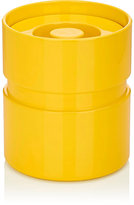 The Lacquer Company Lacquer Lidded Ice Bucket-YELLOW