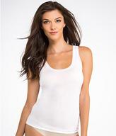 Fine Lines Pure Cotton Wide Strap Camisole