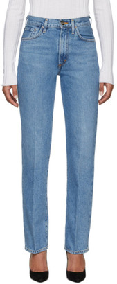 Gold Sign Blue The Nineties Classic Fit Jeans
