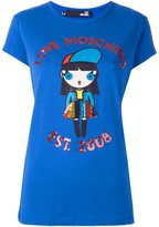 Love Moschino sequin embellished T-shirt