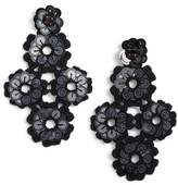 Kate Spade Posy Grove Sequin Statement Earrings