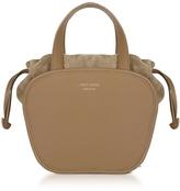 Meli-Melo Rosetta Light Tan Leather Crossbody Bag