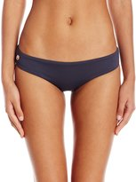 Maaji Women's Shadow Sublime Reversible Signature Cut Bikini Bottom