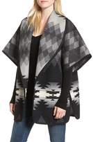 Pendleton Women's Reversible Curve Cape
