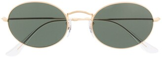 Ray-Ban Legend oval frame sunglasses