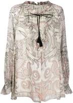 Etro paisley print blouse