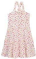 Toobydoo Penelope Watercolor Poppy Skater Dress (Toddler, Little Girls, & Big Girls)