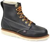 Thorogood American Heritage Men's Moc-Toe Leather Work Boots