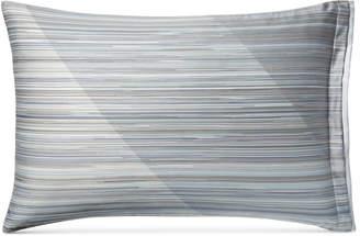 Hotel Collection Diamond Stripe Standard Sham, Bedding