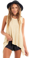 Saltwater Luxe - Salty Air Tank Gold