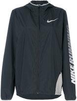 Nike track running jacket