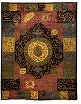 "Bloomingdale's Kaitag Collection Oriental Rug, 9'3"" x 11'9"""