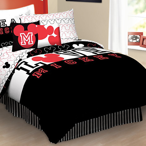 Disney Mickey Mouse Icon Comforter