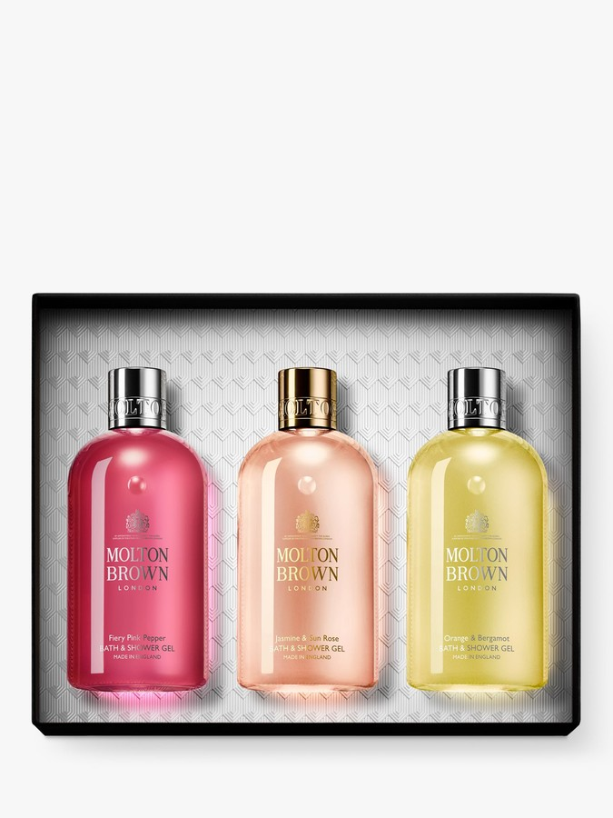 Molton Brown Floral & Citrus Collection Bodycare Gift Set
