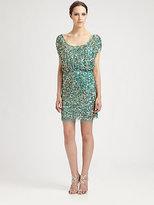 Aidan Mattox Sequined Dress