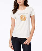 Maison Jules Bagel Graphic-Print T-Shirt, Created for Macy's